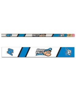 Grand Valley State Lakers Pencil 6 Pack
