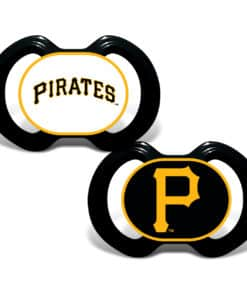 Pittsburgh Pirates Pacifier - 2 Pack