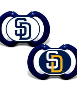 San Diego Padres Pacifier - 2 Pack