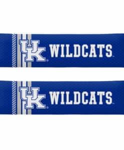 Kentucky Wildcats Rally Design Seat Belt Pads