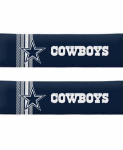 Dallas Cowboys Rally Design Seat Belt Pads