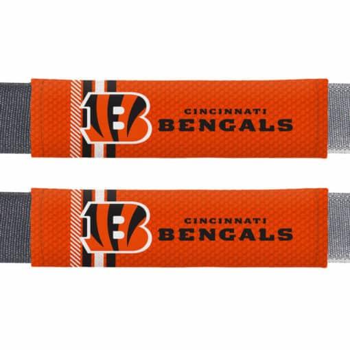 Cincinnati Bengals Rally Design Seat Belt Pads