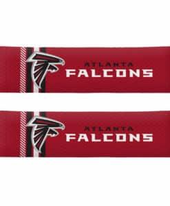 Atlanta Falcons Rally Design Seat Belt Pads