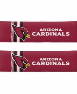 Arizona Cardinals Rally Design Seat Belt Pads