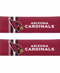 Arizona Cardinals Rally Design Seat Belt Pads