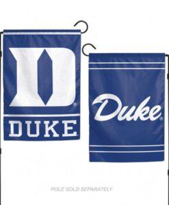 Duke Blue Devils Flag 12x18 Garden Style