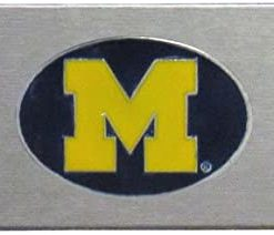 Michigan Wolverines Money Clip