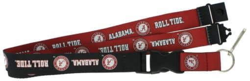 Alabama Crimson Tide Reversible Lanyard