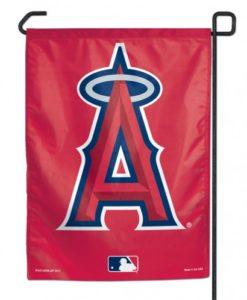 "Los Angeles Angels 11"" x 15"" Garden Flag"