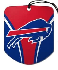 Buffalo Bills Air Freshener Shield Design 2 Pack