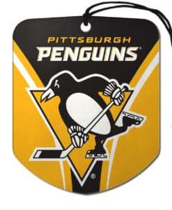 Pittsburgh Penguins Shield 2 Pack Air Freshener