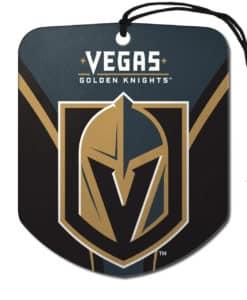 Vegas Golden Knights Shield 2 Pack Air Freshener