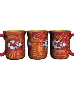 Kansas City Chiefs Mug 17oz Spirit Style