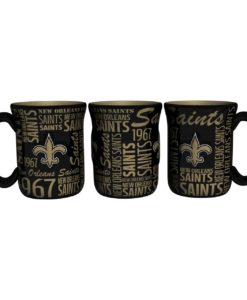 New Orleans Saints Mug 17oz Spirit Style