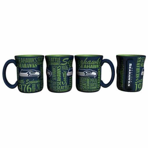 Seattle Seahawks Mug 17oz Spirit Style
