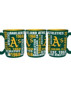 Oakland Athletics Mug 17oz Spirit Style