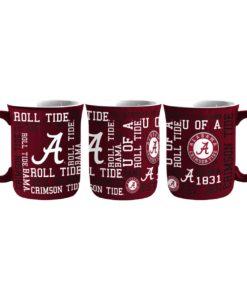 Alabama Crimson Tide Coffee Mug 17oz Spirit Style