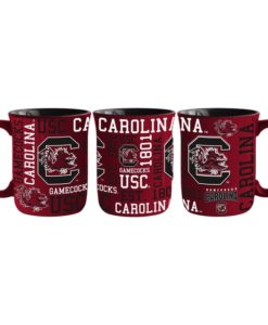South Carolina Gamecocks Mug 17oz Spirit Style