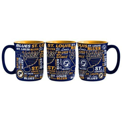St. Louis Blues Mug 17oz Spirit Style