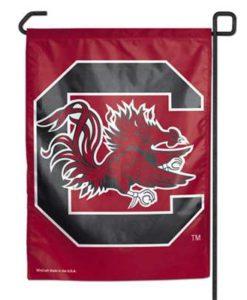 "South Carolina Gamecocks 11"" x 15 Garden Flag"