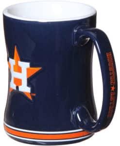 Houston Astros Coffee Mug - 14oz Sculpted