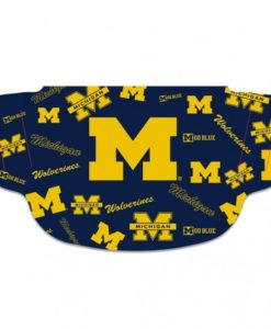 Michigan Wolverines Mask Face Cover