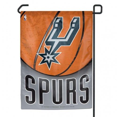 "San Antonio Spurs 11""x15"" Garden Flag"