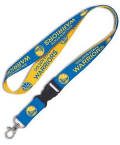 Golden State Warriors Reversible Lanyard