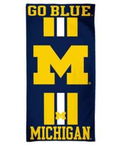 Michigan Wolverines Towel 30x60