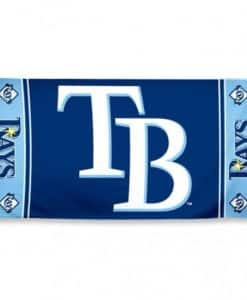 Tampa Bay Rays Towel 30x60
