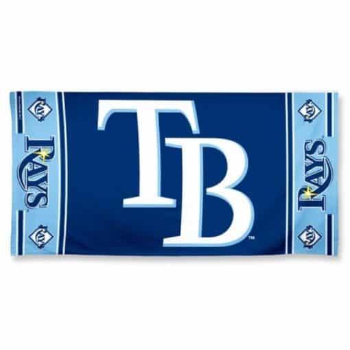 Tampa Bay Rays Towel 30x60