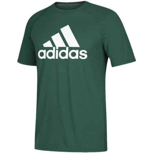 Men's Adidas Ultimate Dark Green T-Shirt Tee