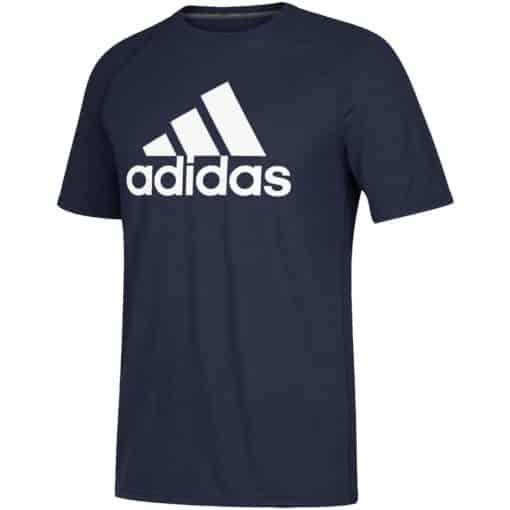 Men's Adidas Ultimate Navy T-Shirt Tee