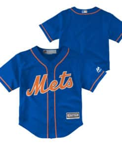 New York Mets Baby Blue Alternate Jersey
