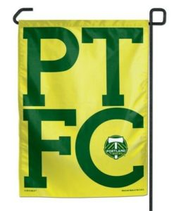"Portland Timbers 11""x15"" Garden Flag"