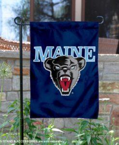"""Maine Black Bears 11""""x15"""" Garden Flag"""
