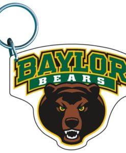 Baylor Bears Premium Acrylic Key Ring