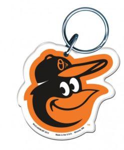 Baltimore Orioles Premium Acrylic Key Ring