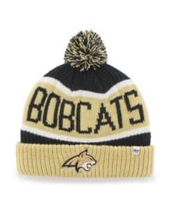 Montana State Bobcats 47 Brand Calgary Navy Cuff Knit Hat