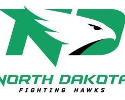 North Dakota Fighting Hawks Gear