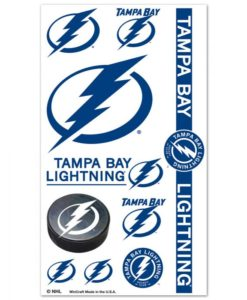 Tampa Bay Lightning Tattoos