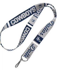 Dallas Cowboys Retro Lanyard