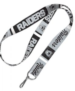 Las Vegas Raiders Retro Lanyard