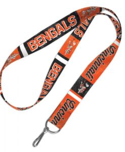 Cincinnati Bengals Retro Lanyard