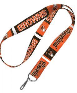 Cleveland Browns Retro Lanyard