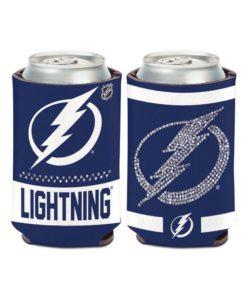 Tampa Bay Lightning 12 oz Blue Bling Can Cooler Holder