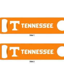 Tennessee Volunteers Orange Metal Bottle Opener 2-Sided