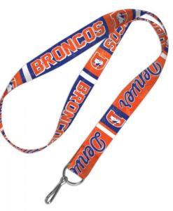 Denver Broncos Retro D Lanyard