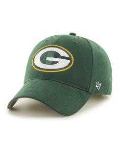 Green Bay Packers TODDLER 47 Brand Dark Green MVP Adjustable Hat