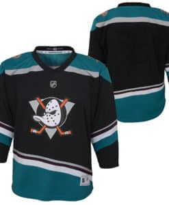 Anaheim Ducks Infant Baby Replica Jersey